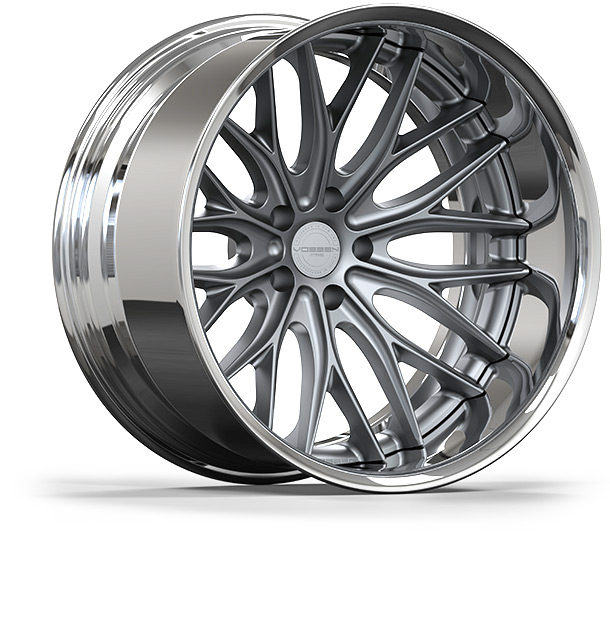 Vossen VWS-2 Felgen X Work Wheels